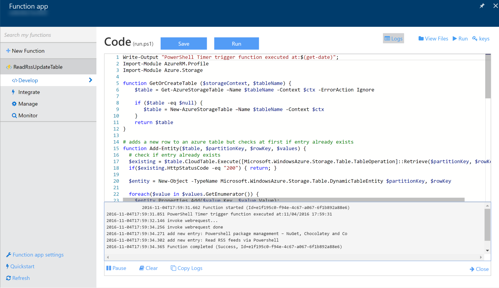 Powershell function template choice image template for What is template function