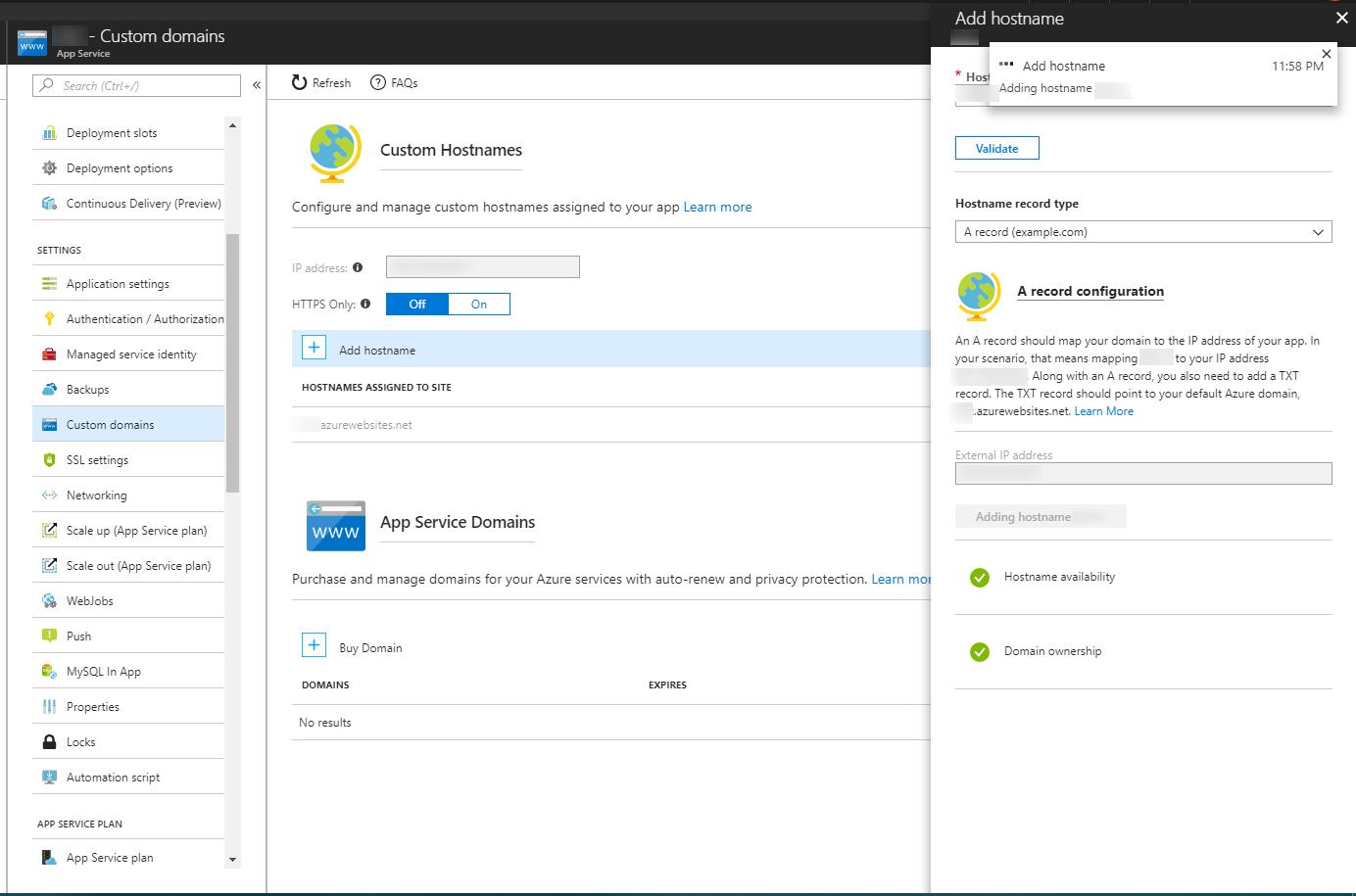 Wordpress Blog on Azure - full setup guide | codehollow